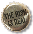 risk-is-real-bottlecap1